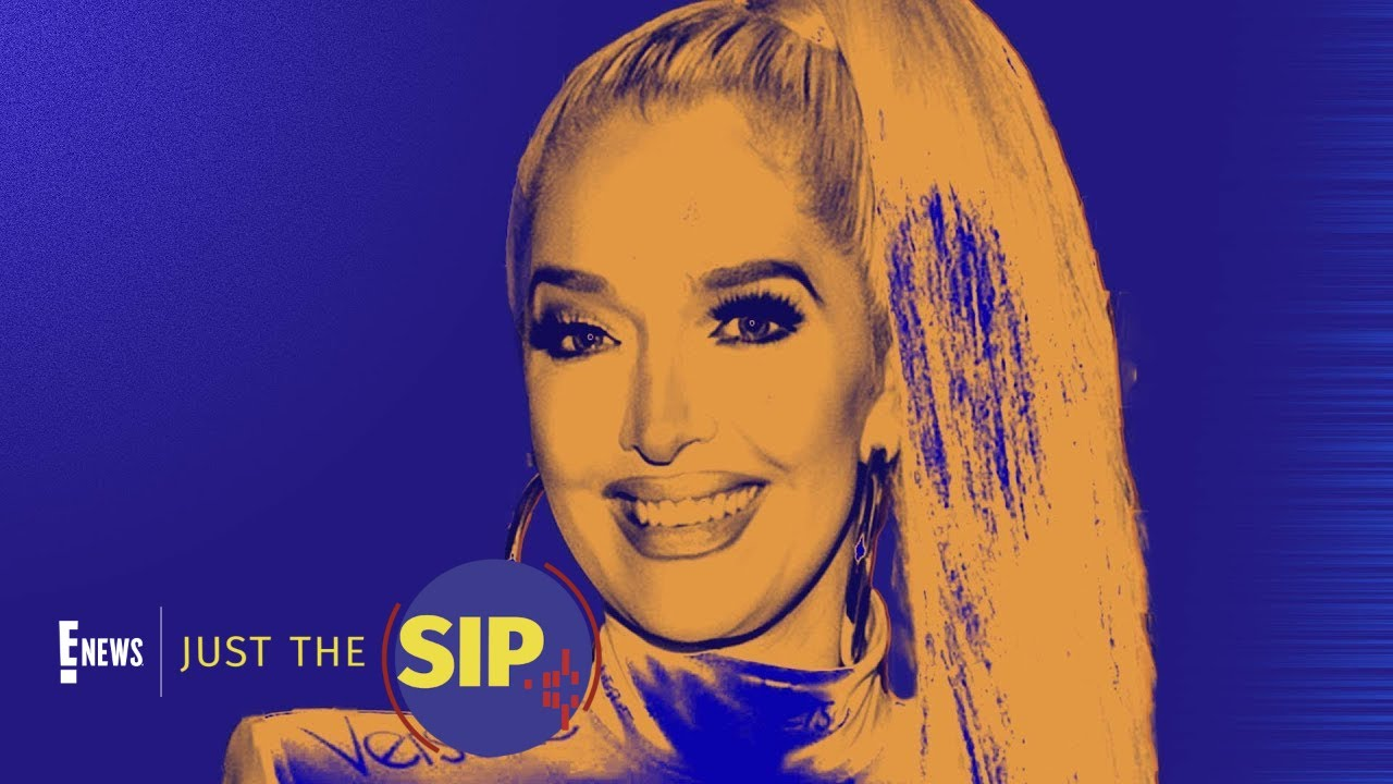 """RHOBH"" Erika Jayne on New Season & Reveals Dream Housewives | Just The Sip | E! News"