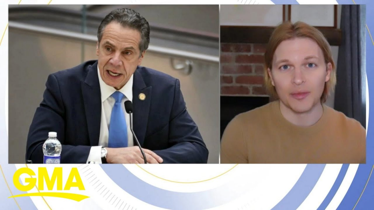 Ronan Farrow on interview with 1st Cuomo accuser l GMA