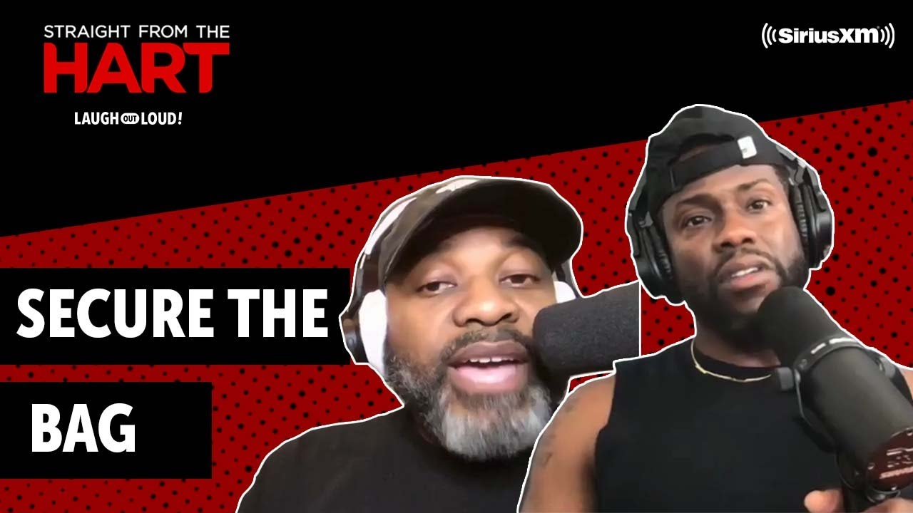 Secure The Bag | Straight from the Hart | Laugh Out Loud Network