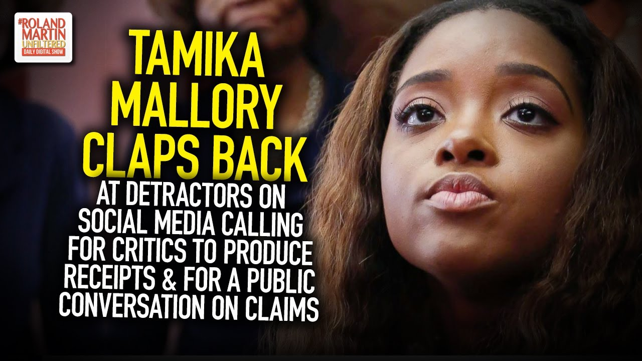 Tamika Mallory Claps Back At Detractors On Social Media, Calls For Receipts & Public Convo On Claims