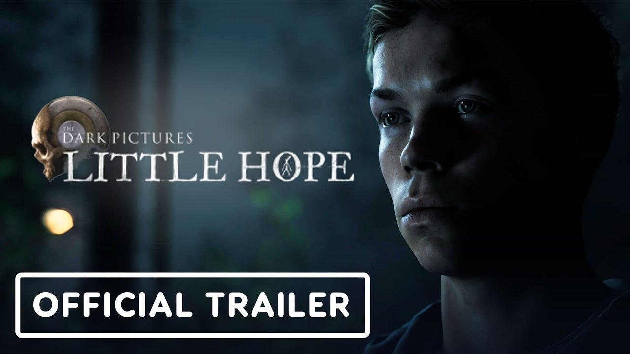 The Dark Pictures Anthology: Little Hope – Official Accolades Trailer