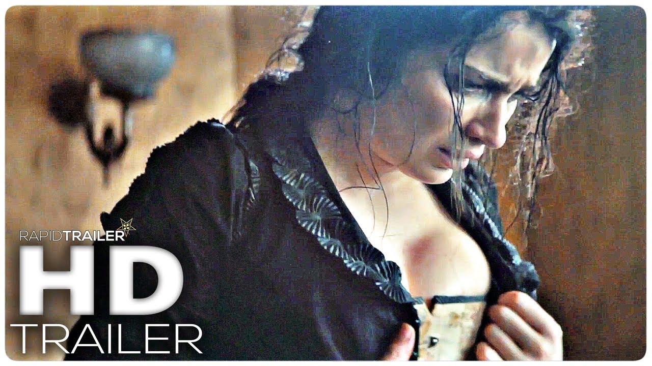 THE LUMINARIES Official Trailer (2021) Eve Hewson, Eva Green Series HD