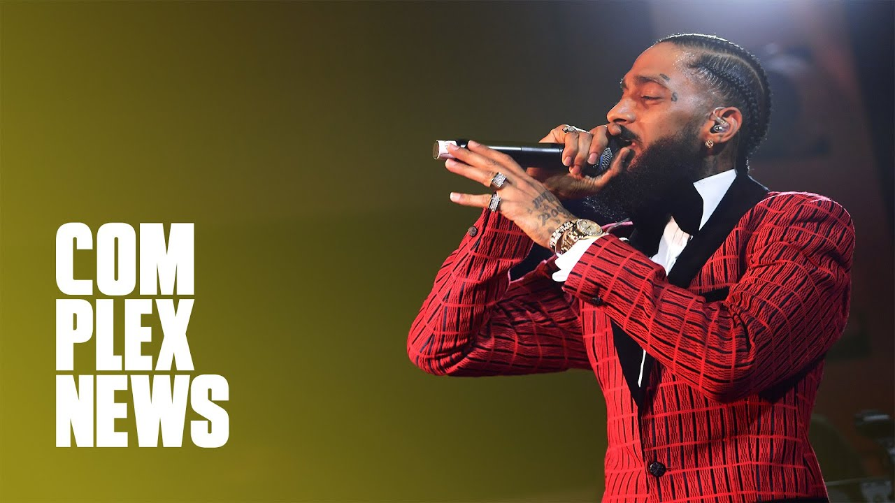 The Nipsey Hussle Book Club Continues Nipsey's Legacy Through Fellowship and Reading