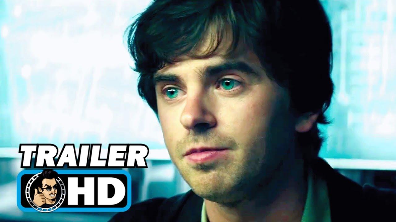 THE VAULT Trailer (2021) Freddie Highmore, Action Thriller Movie