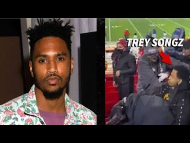 Trey Songz Puts C0P IN HeadLock|Was He Wrong For Not Wearing A 😷|Aminah Had Jokes On Trey Songz🤣🤣
