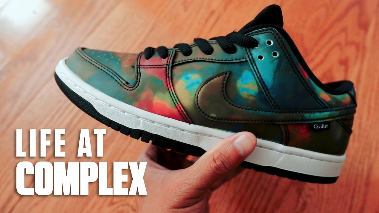 Turning Hyped SB Dunks Into Community Givebacks! | #LIFEATCOMPLEX