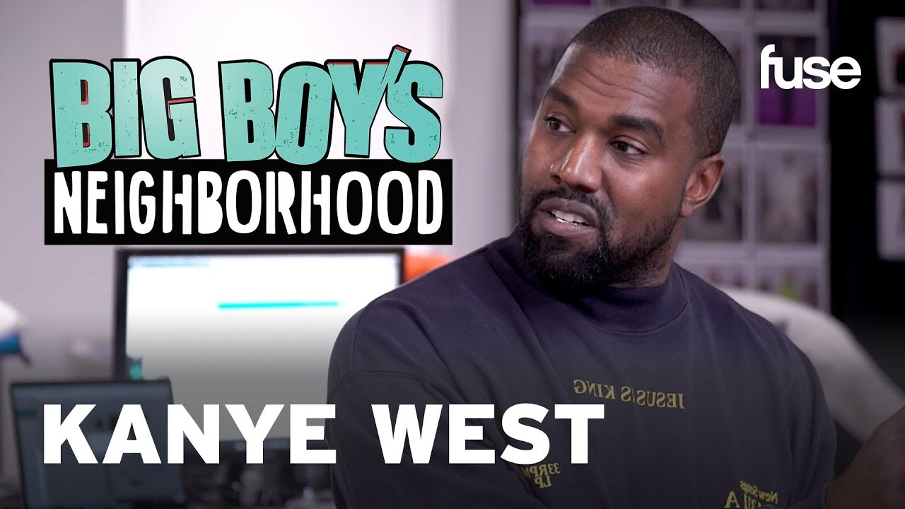 Was Kanye West Cancelled Before #CancelCulture? | Big Boy x Fuse