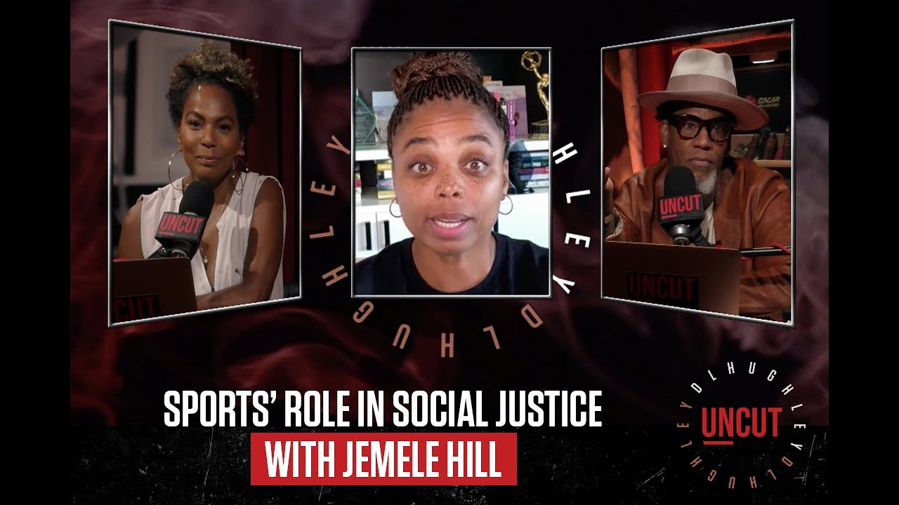 What is the Role of Sports in Social Justice? | DL Uncut | Laugh Out Loud Network