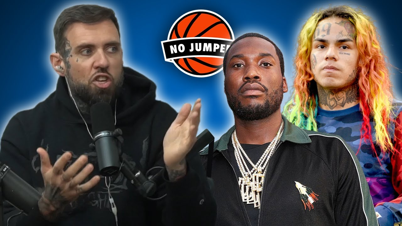 What Should Meek Mill Have Done to 6ix9ine? Heated Argument