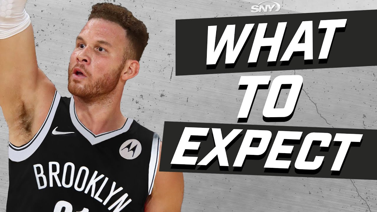 What should the Nets expect to get out of Blake Griffin? | Brooklyn Nets | SNY