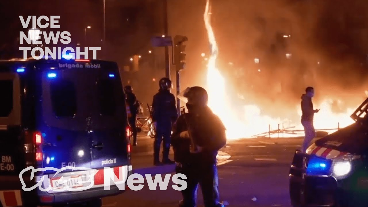 Why a Rapper's Arrest Is Causing Riots in Spain