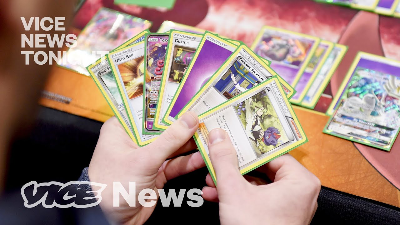 Your Pokémon Cards Could Be Worth Thousands