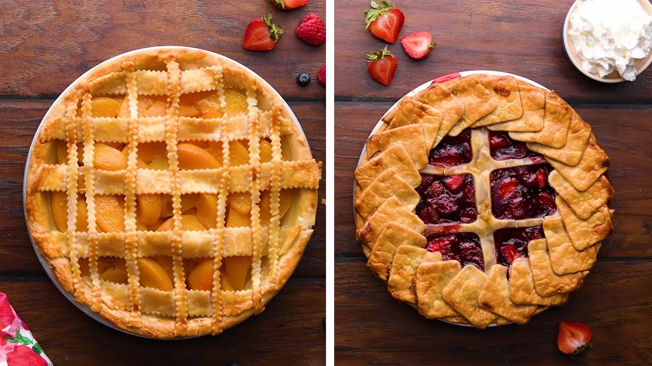 12 Pie Hacks That Will Elevate Your Dessert Game! So Yummy
