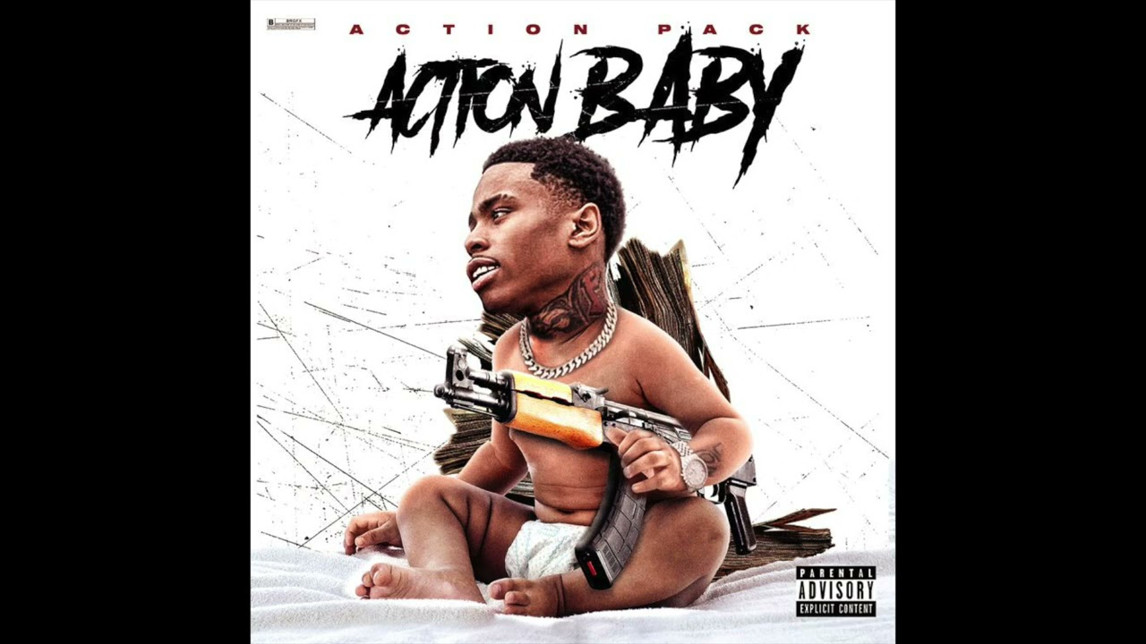 Action Pack – Action Baby (AUDIO)
