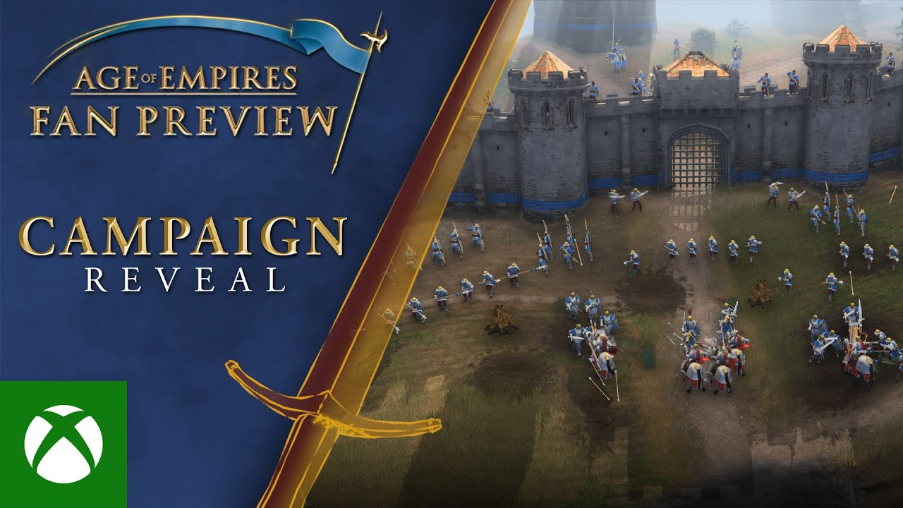 Age of Empires: Fan Preview – Norman Campaign Reveal