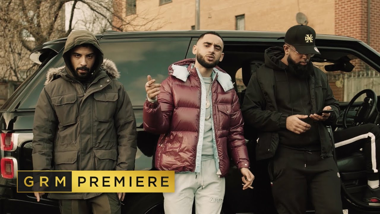 Ard Adz – 74 Bars Of Pain [Music Video] | GRM Daily