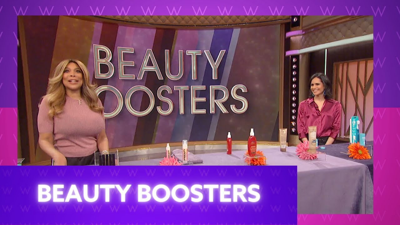 Beauty Boosters!