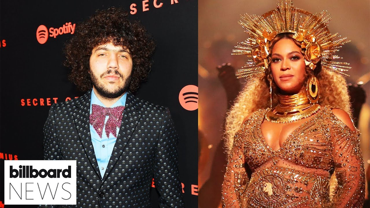 Benny Blanco Reveals How He Accidentally Kissed Beyoncé! I Billboard News