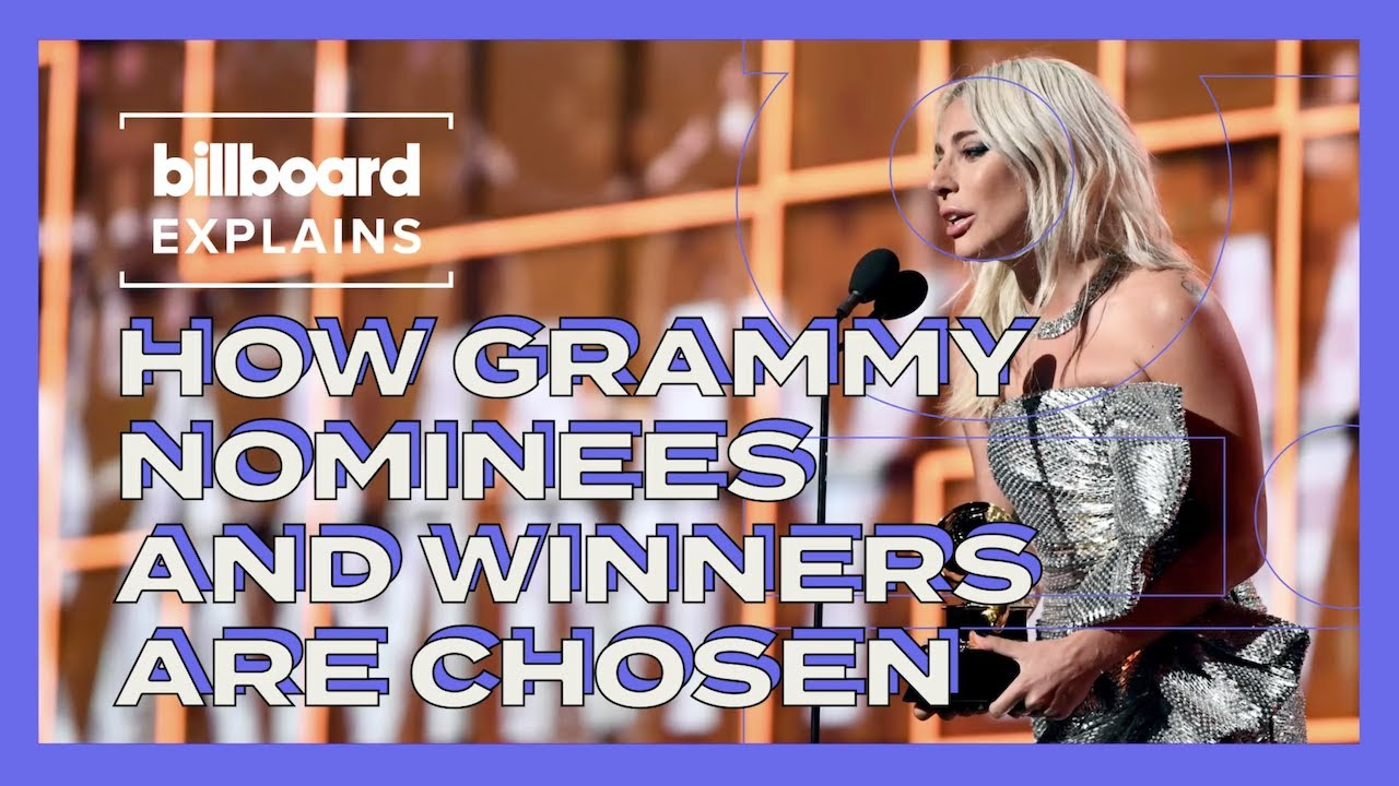 Billboard Explains How Grammy Nominees and Winners Are Chosen