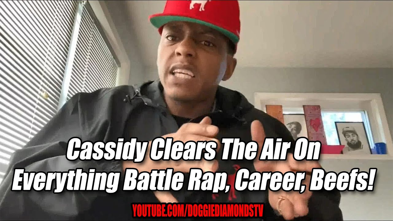 Cassidy Talks Meek Mill Acting Funny After He Got On, Gillie Issues? And His Return To Battle Rap!