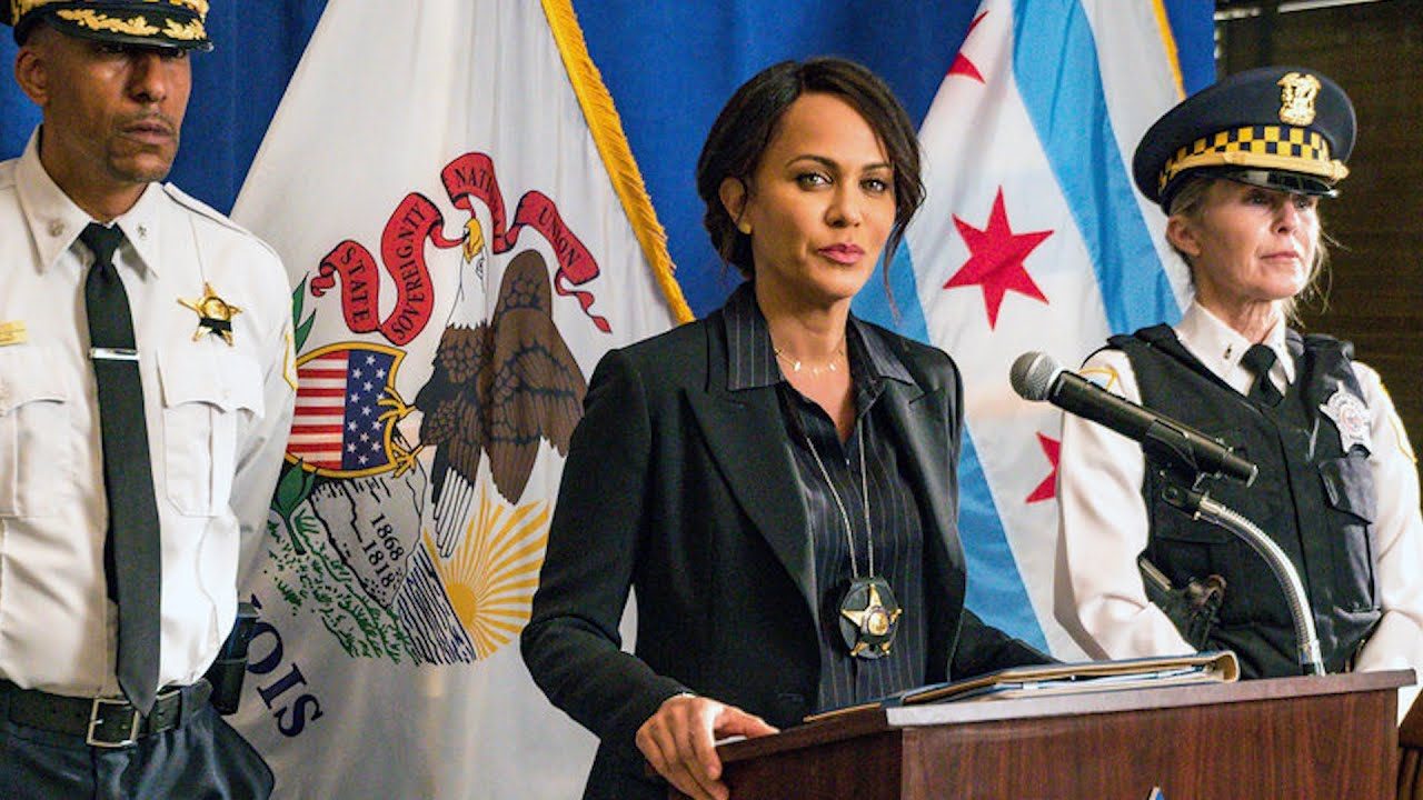 'Chicago P.D.' Star Nicole Ari Parker On Tackling Police Reform On TV And In Real Life