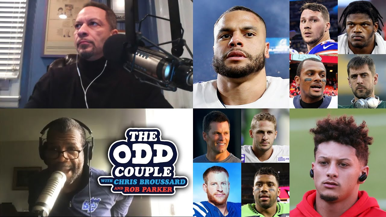 Chris Broussard & Rob Parker – Where Does Dak Prescott Rank Among NFL Quarterbacks?