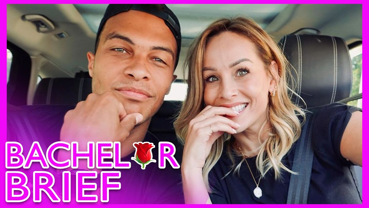 Dale Moss Says Clare Crawley Relationship Is 'In A Good Place' | Bachelor Brief