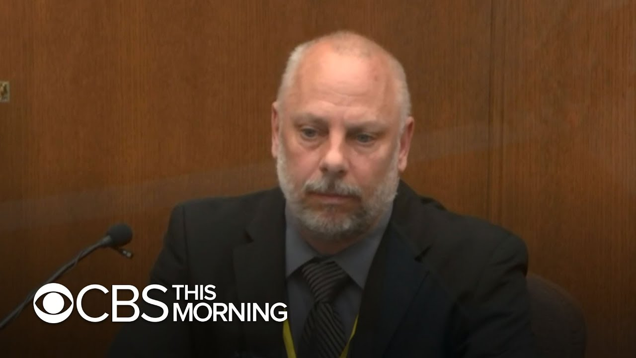 Derek Chauvin's ex-boss says he should've removed knee after George Floyd was not resisting