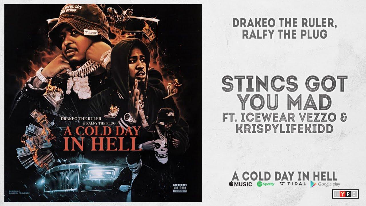 "Drakeo the Ruler & Ralfy the Plug – ""Stincs Got You Mad"" Ft. Icewear Vezzo & KrispylifeKidd"
