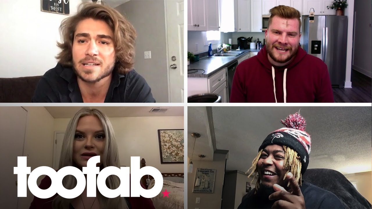 Floribama Shore's Gus Reacts to Nilsa's Pregnancy | toofab