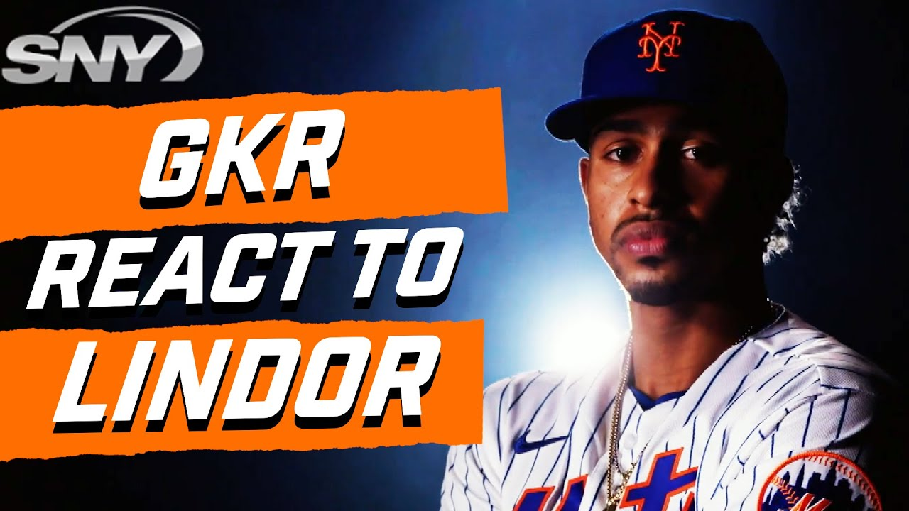 Gary, Keith and Ron on how Francisco Lindor changes everything in New York | Mets | SNY