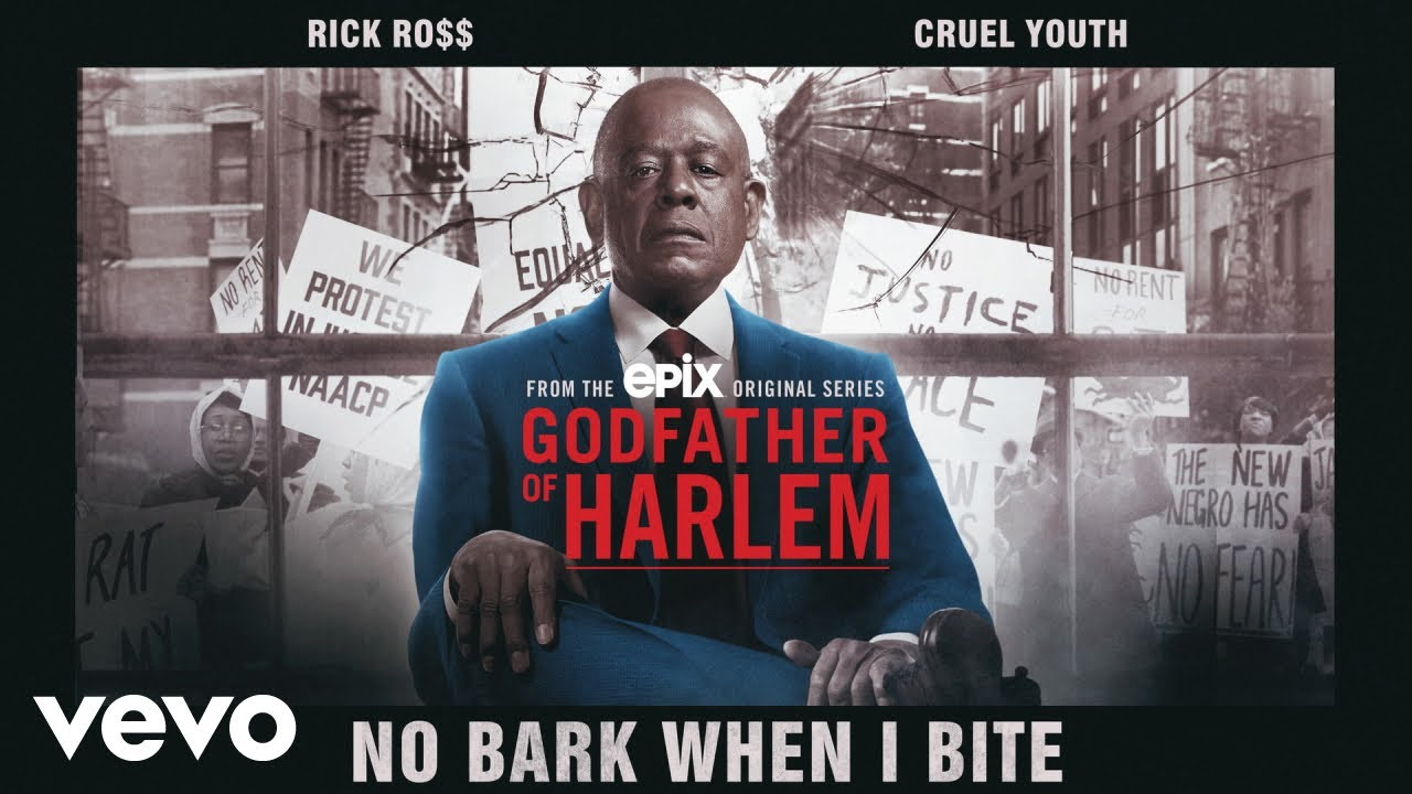 Godfather of Harlem – No Bark When I Bite (Official Audio) ft. Rick Ross, Cruel Youth