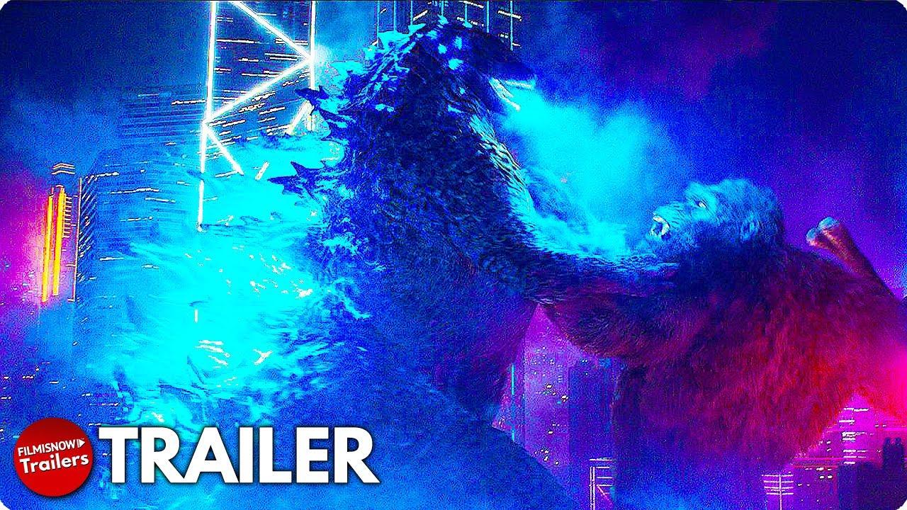 """GODZILLA VS KONG """"Salvation"""" Trailer (2021) Monster Movie"""