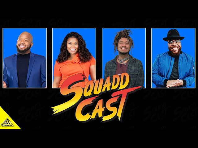 Growing Up Broke vs Growing Up Rich | SquADD Cast Versus | All Def