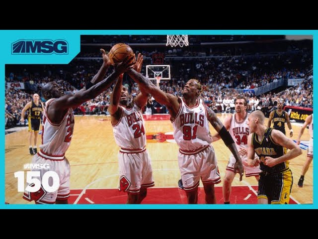 """How Does Scott Burrell Feel About Michael Jordan Since Watching """"The Last Dance?""""   MSG 150"""