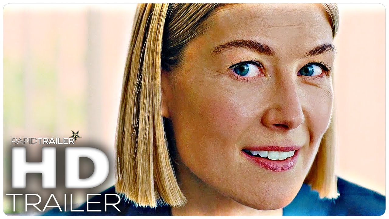 I CARE A LOT Official Trailer (2021) Rosamund Pike, Peter Dinklage Movie HD