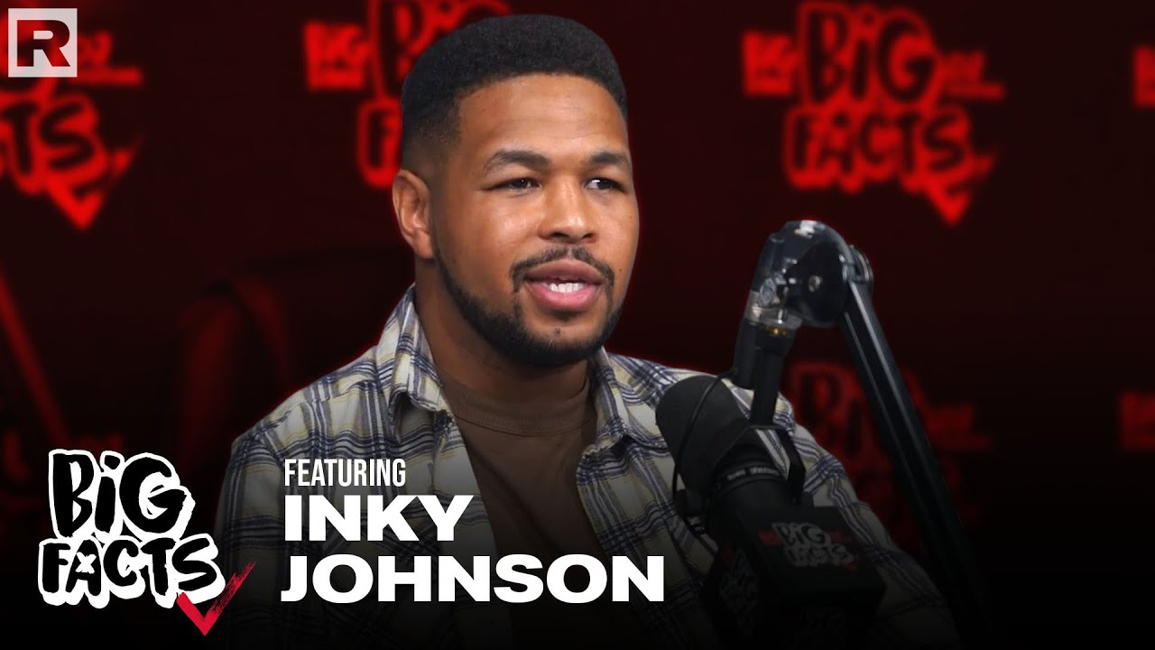 Inky Johnson On Overcoming His Near-Death Life Experiences, Losing Football & More | Big Facts