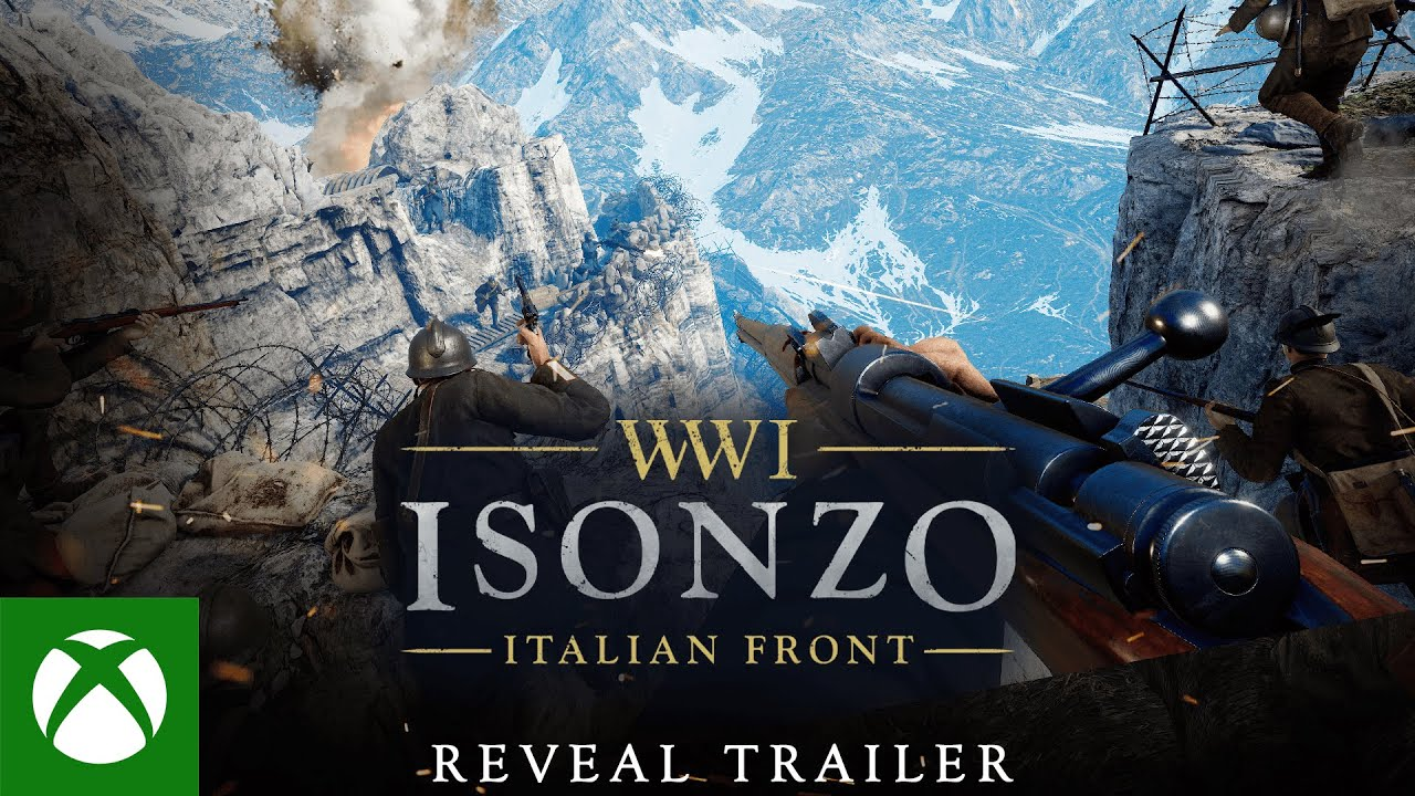Isonzo I Official Reveal Trailer