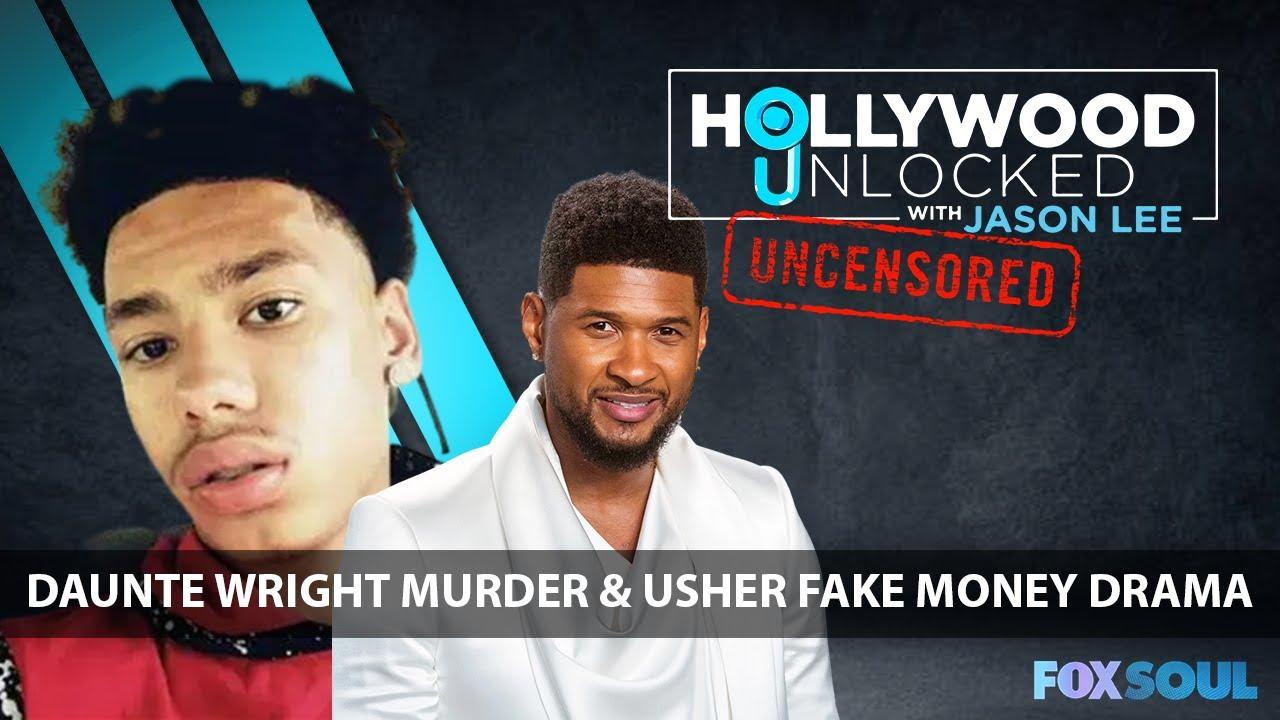 Jason Lee on Daunte Wright Police Shooting & Usher Throwing Fake Money At Strippers