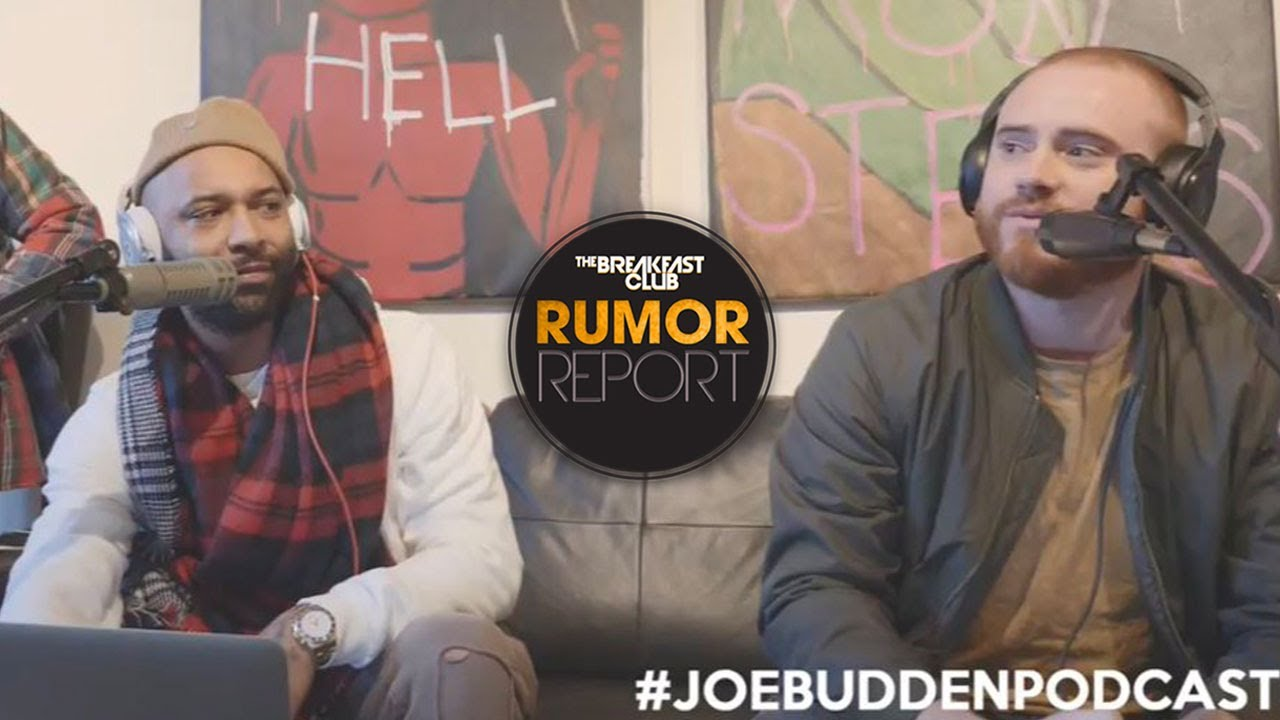 Joe Budden & Rory Headed To Therapy While Podcast Is On Pause