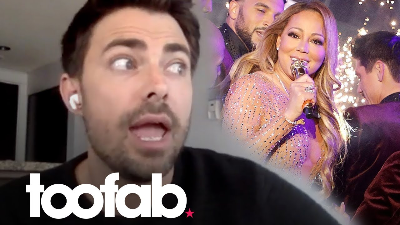 Jonathan Bennett Shares His Mariah Carey Story: I Was 'Mortified with Myself' | toofab