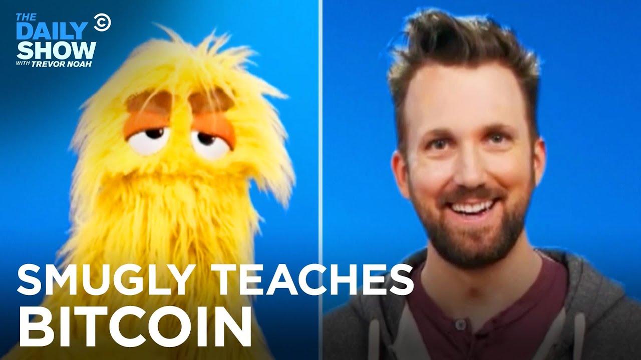 Jordan Klepper and Smugly's Crypto Crash Course | The Daily Show