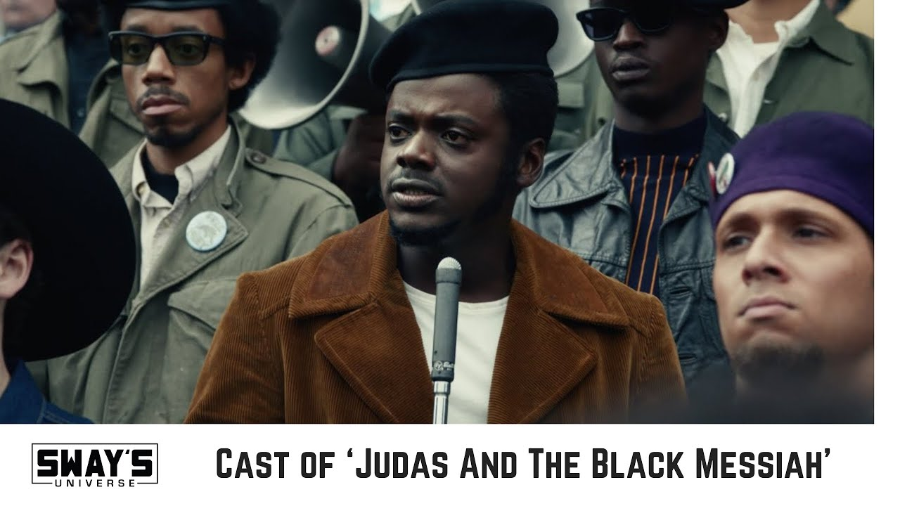 'Judas and the Black Messiah' Town Hall on Sway In The Morning | SWAY'S UNIVERSE