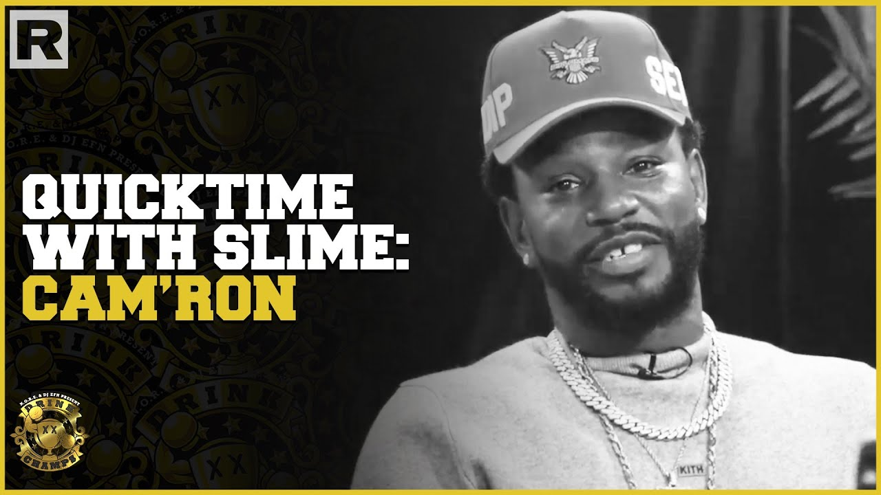 Kanye Or Just Blaze, Lil Kim Or Foxy Brown, Biggie or Big L, & More? Who Will Cam'ron Pick?