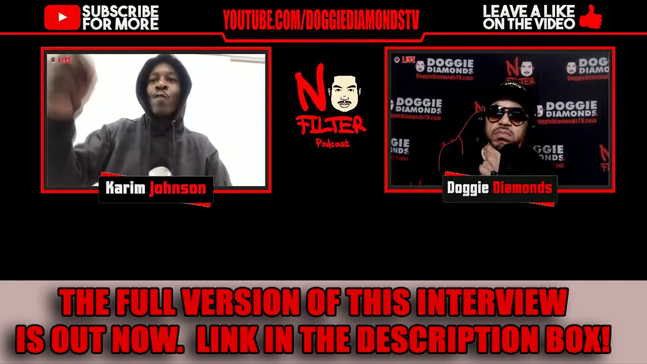 Karim Johnson Explains His Issue With The Way Umar Johnson Asks For Money