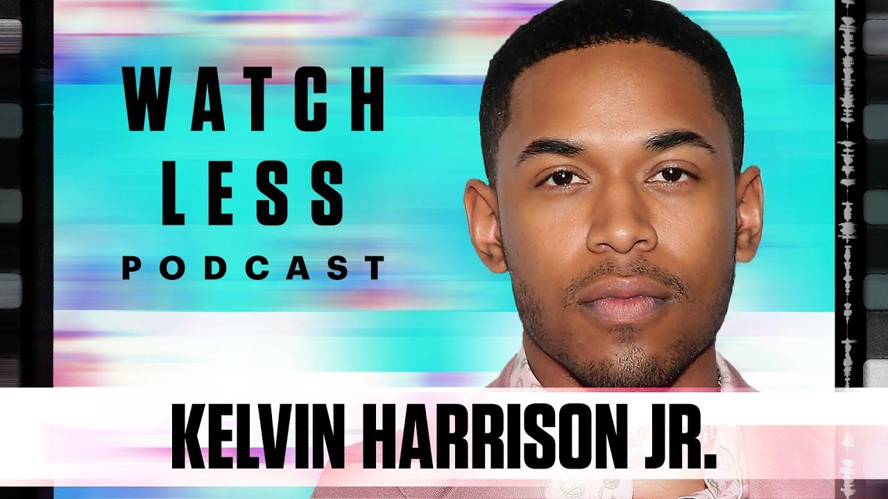 Kelvin Harrison Jr. Talks Euphoria Season 2, Sterling K. Brown & Travis Scott Inspiring Waves