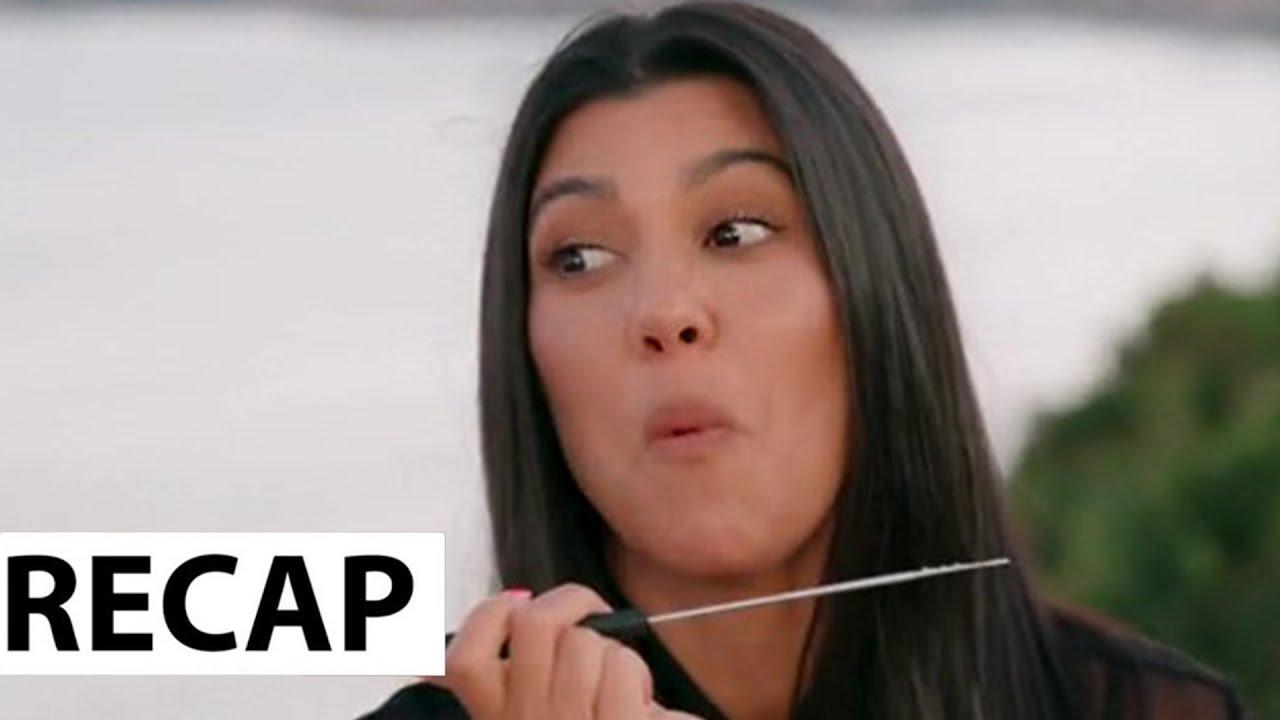 Kourtney Kardashian & Addison Rae Sleep Over Exposed By Mason Disick? – KUWTK Recap