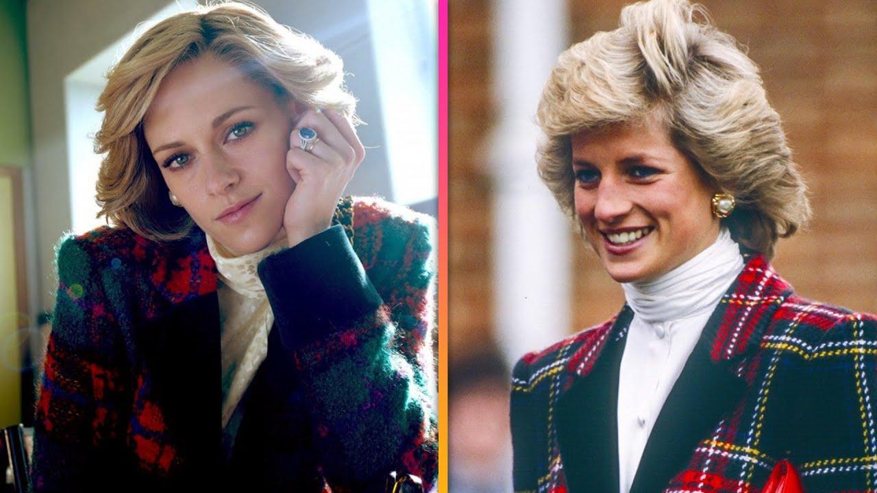 Kristen Stewart Smiles Just Like Princess Diana