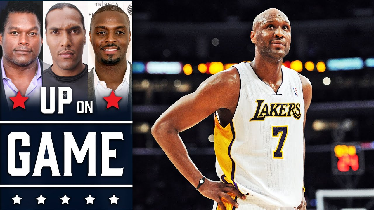 Lamar Odom Wants To Fight Jake Paul After Knocking Out Aaron Carter | UP ON GAME