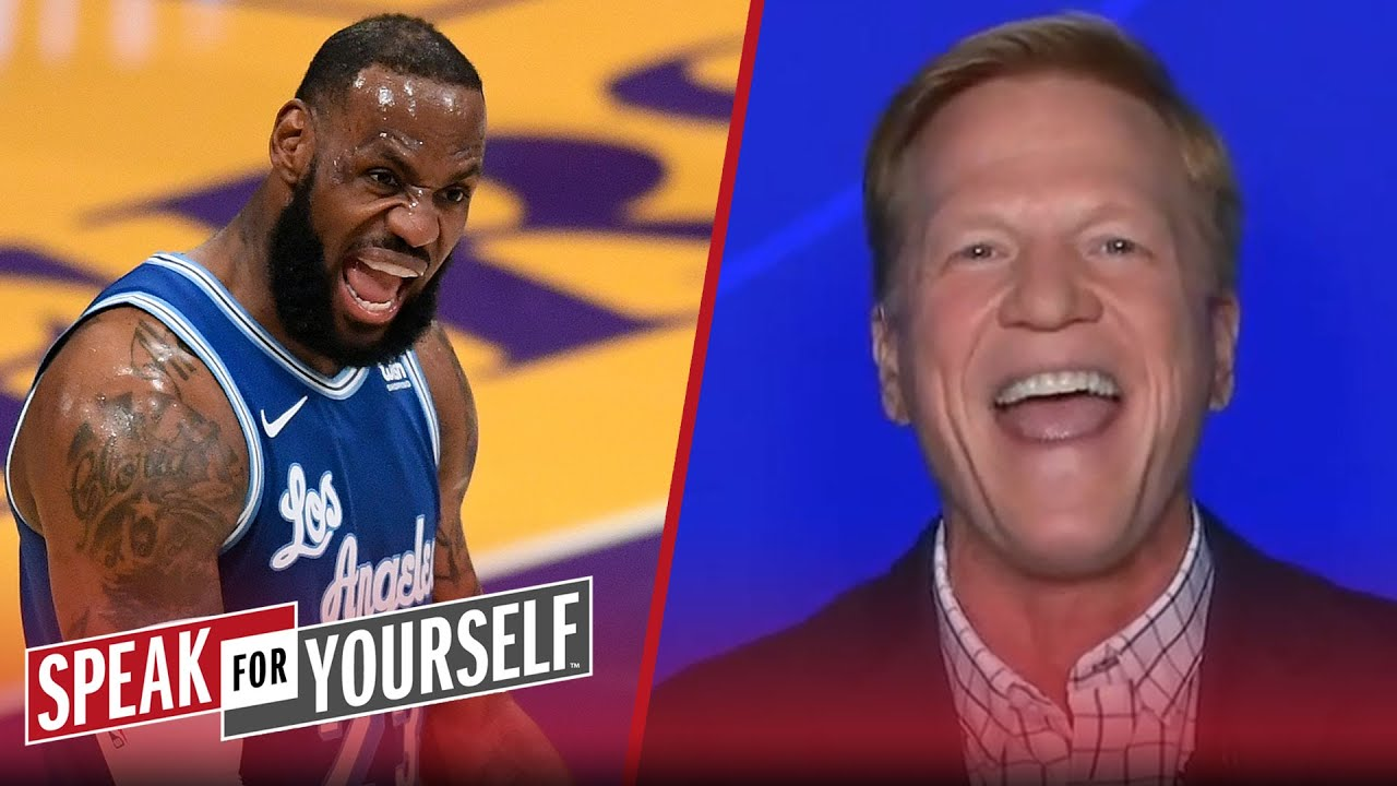 LeBron James does not deserve more than 4 MVP awards — Ric Bucher | NBA | SPEAK FOR YOURSELF